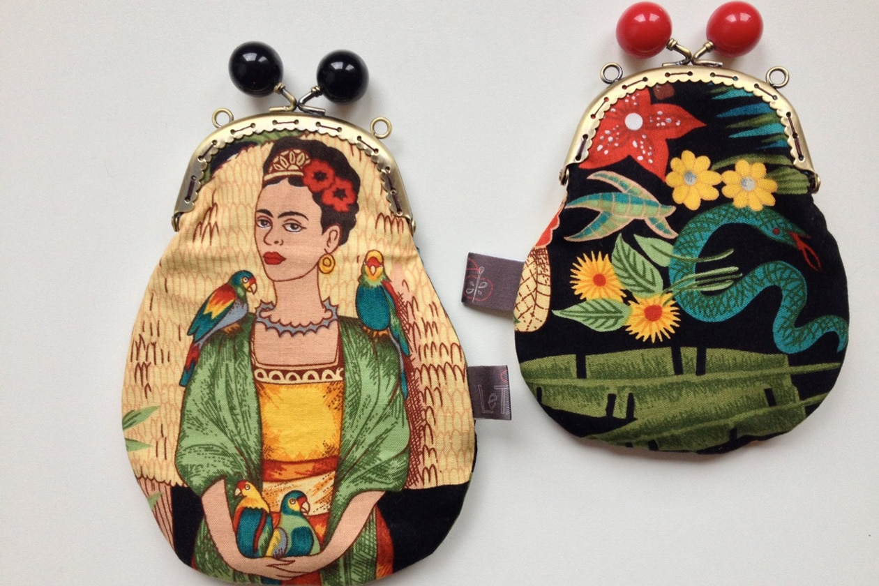 Le mini Frida Le T Artigianato Artistico new designer