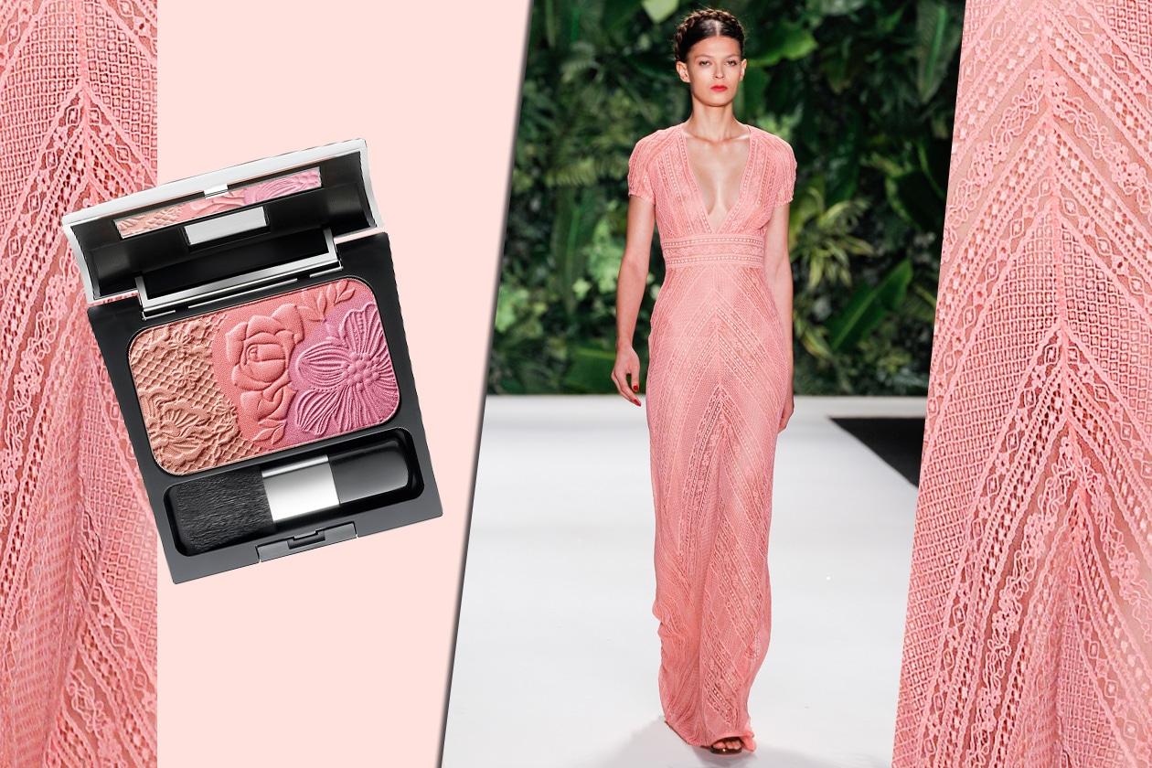 Make Up Factory Rosy Shine Blusher e Naeem Khan