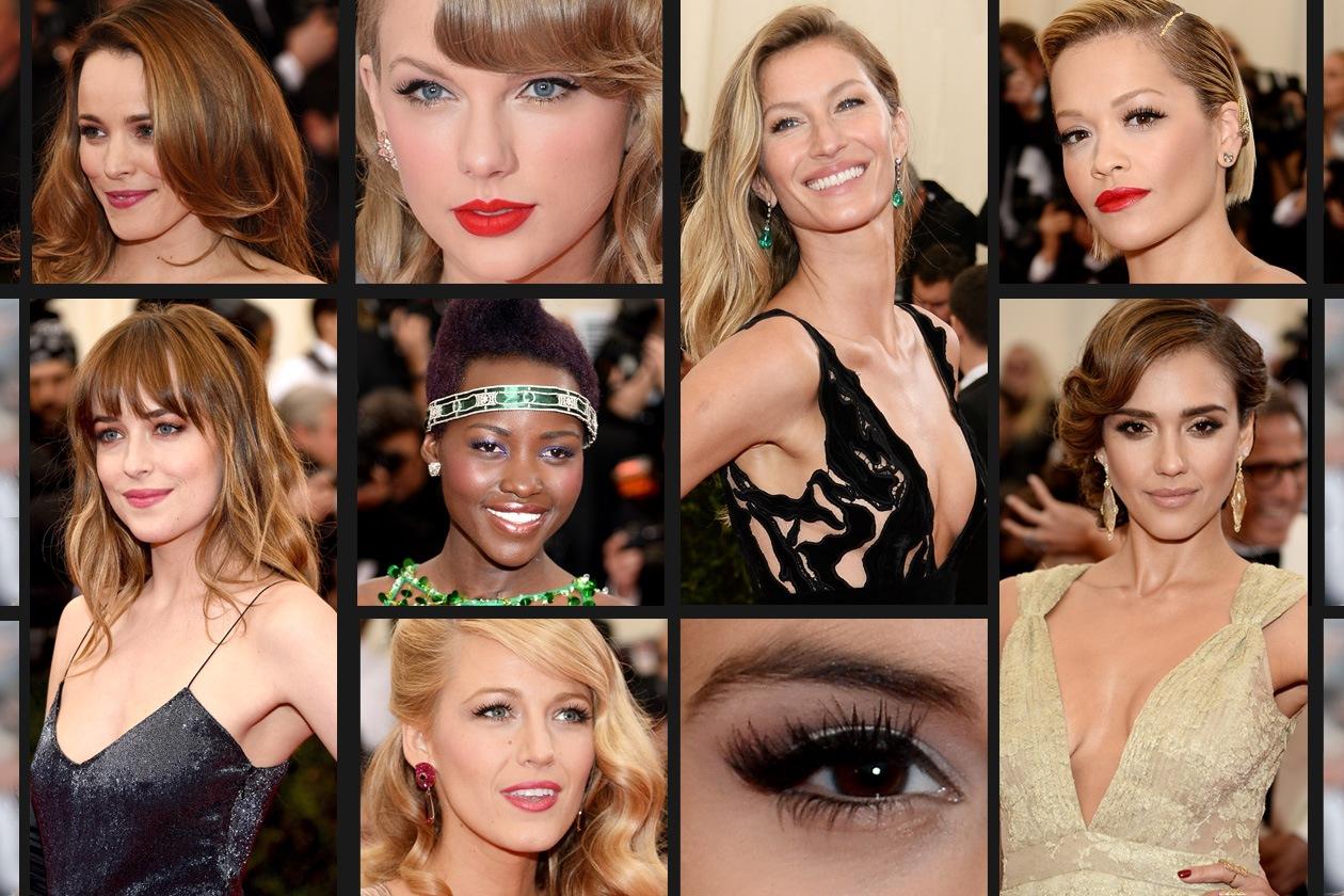 Met Ball 2014: i beauty look delle star da Beyoncé a Sarah Jessica Parker e Rihanna. La selezione di Grazia.IT