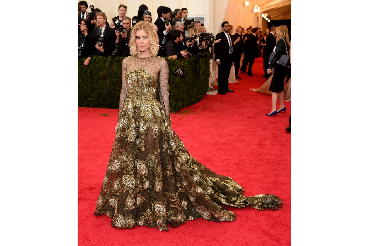 Met Gala 2014 Valentino Couture