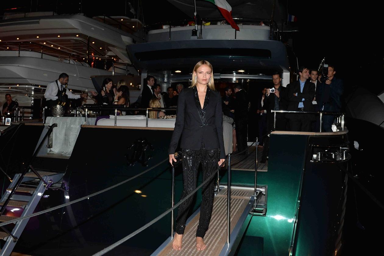 Natasha Poly in Roberto Cavalli