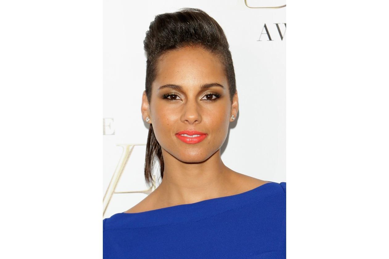 ORANGE!: perfetto sull'incarnato di Alicia Keys