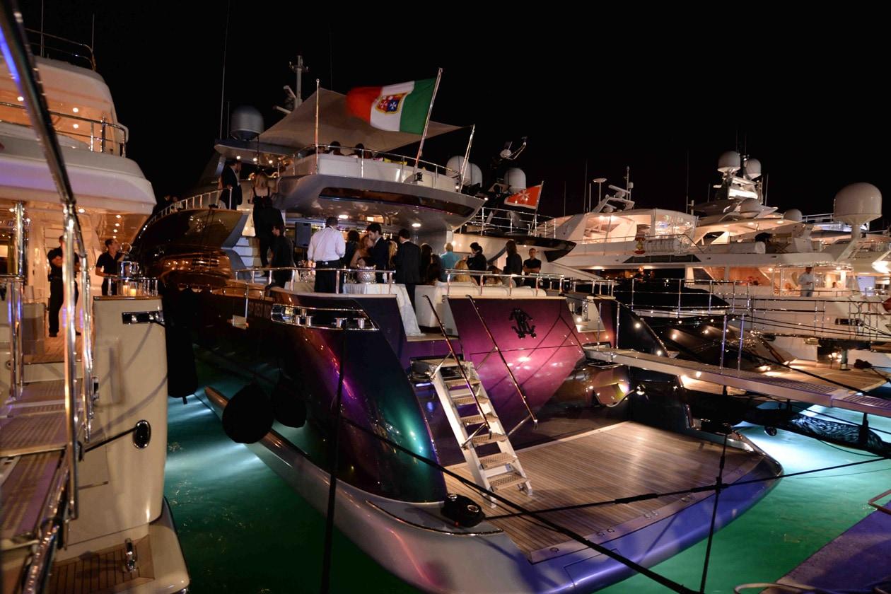 'RC' yacht