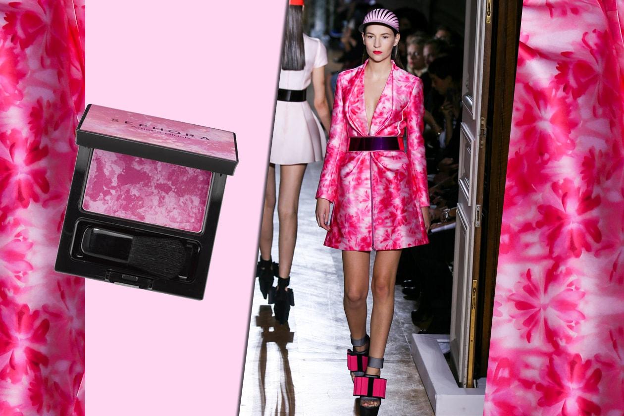Sephora Artist's Blush Pink e John Galliano