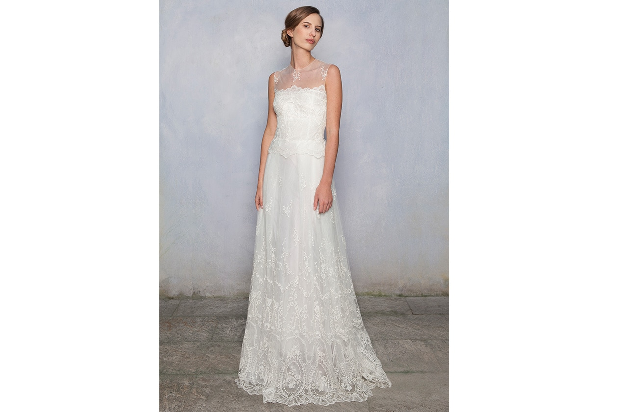 Sposa Luisa beccaria Bridal 131113 LuisaBeccariaLB 12