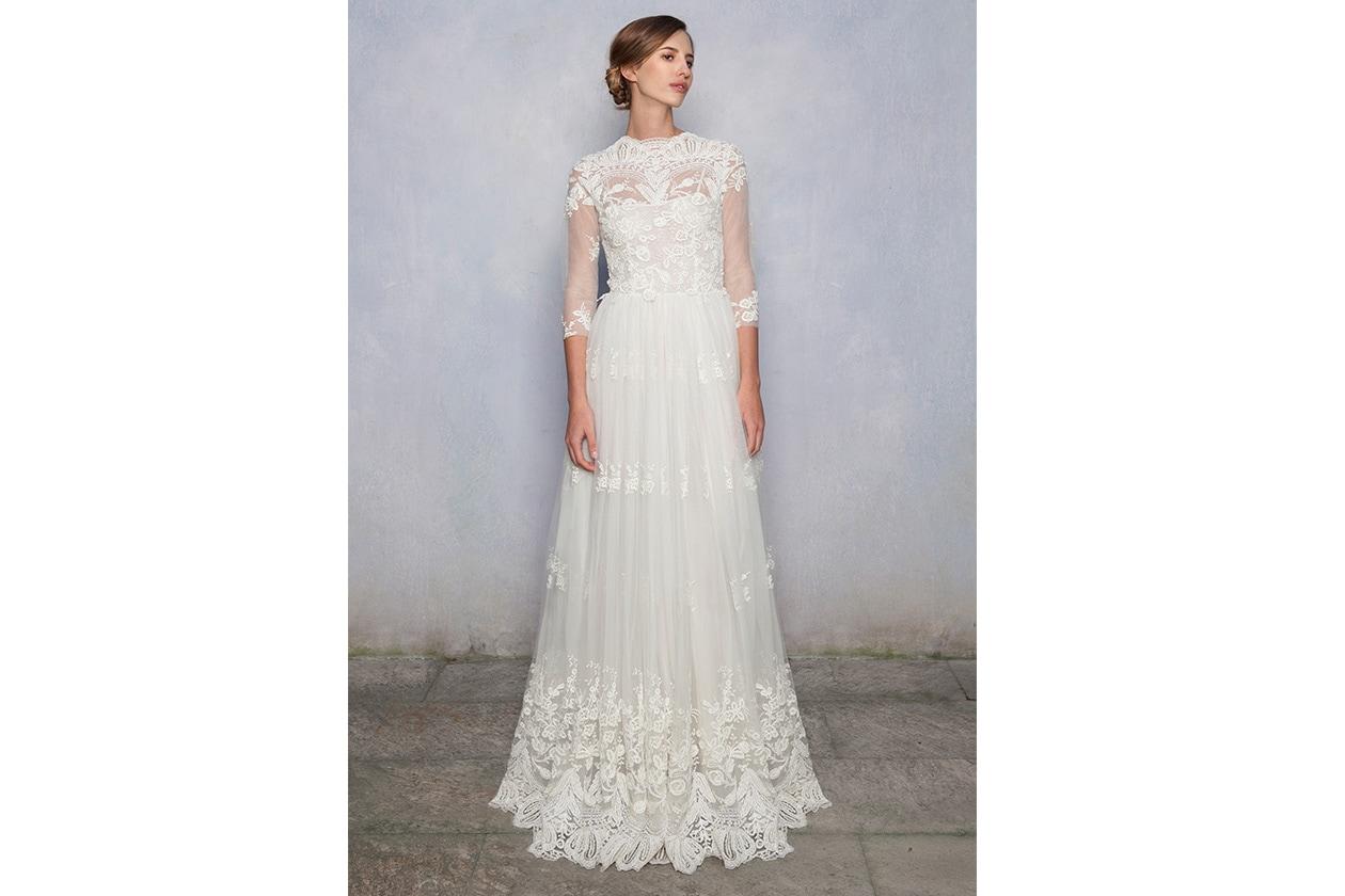 Sposa Luisa beccaria Bridal 131113 LuisaBeccariaLB 2