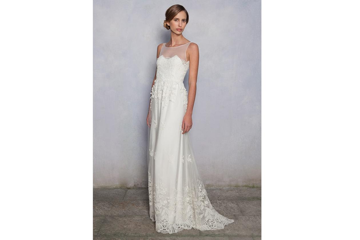 Sposa Luisa beccaria Bridal 131113 LuisaBeccariaLB 3