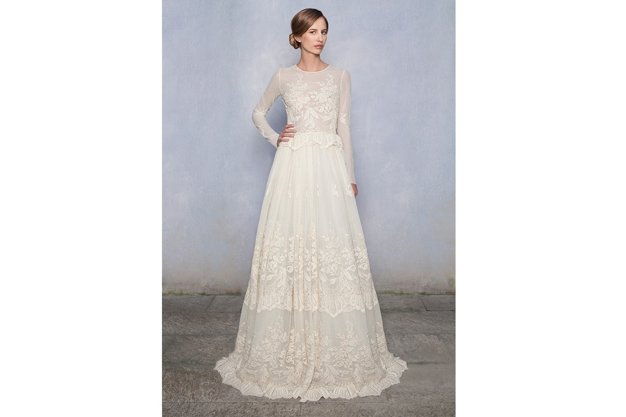 Sposa Luisa beccaria Bridal 131113 LuisaBeccariaLB 8