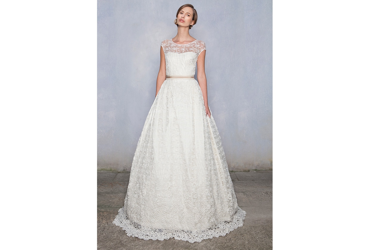 Sposa Luisa beccaria Bridal 131113 LuisaBeccariaLB 9