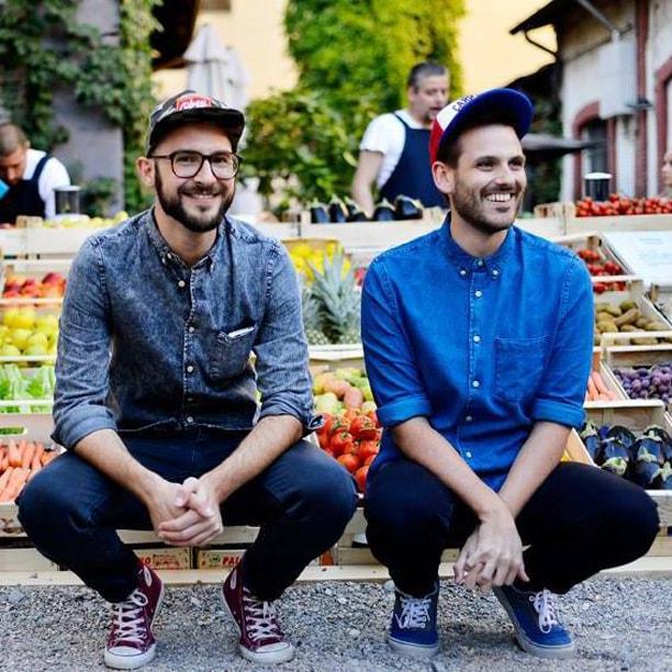Stefano e Riccardo