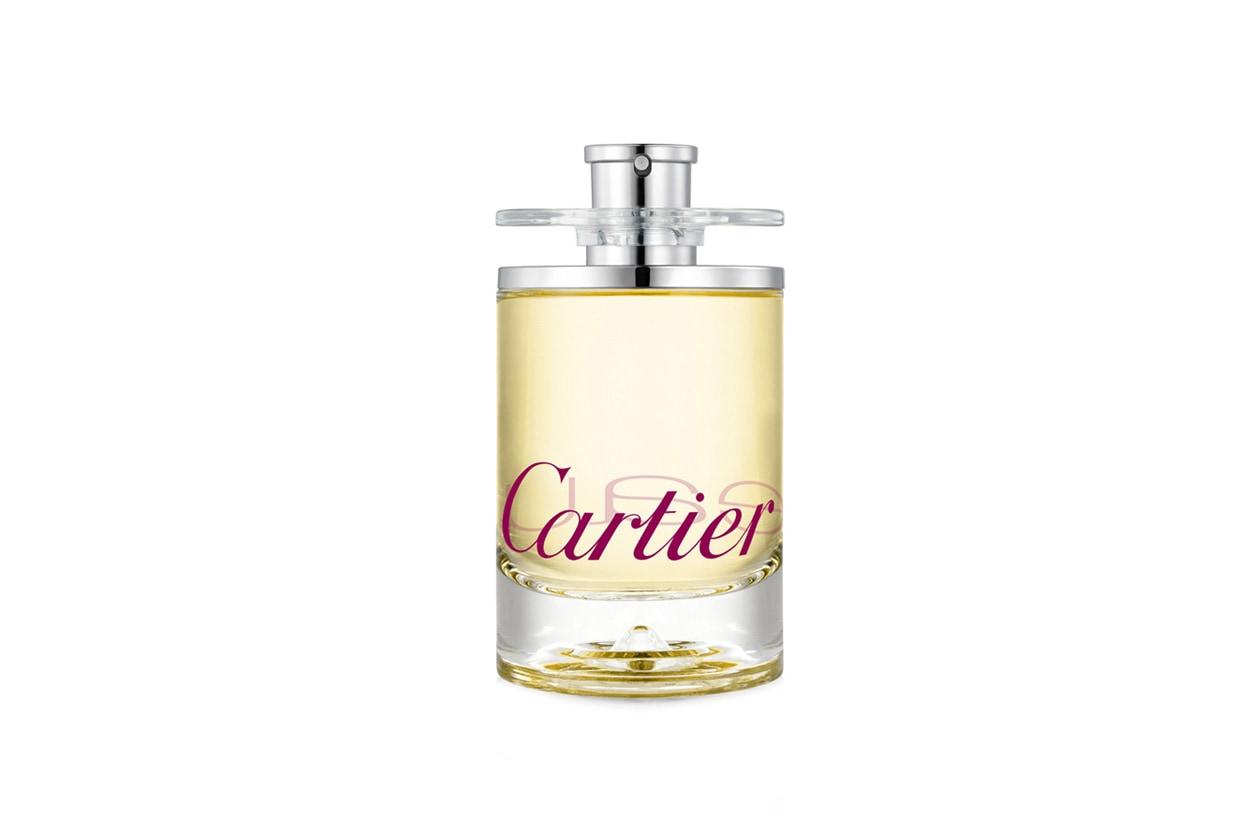 THE FASHION SCENT: fresca, pensata sia per lui sia per lei, la Eau de Cartier Zeste de Soleil ha una formulazione leggera ma persistente