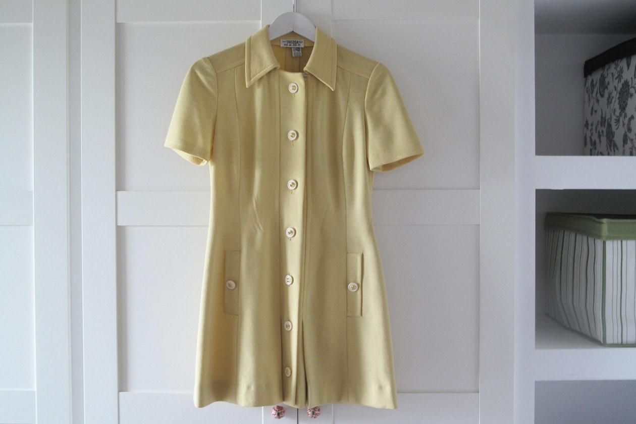 Un vestitino vintage comprato a Parigi