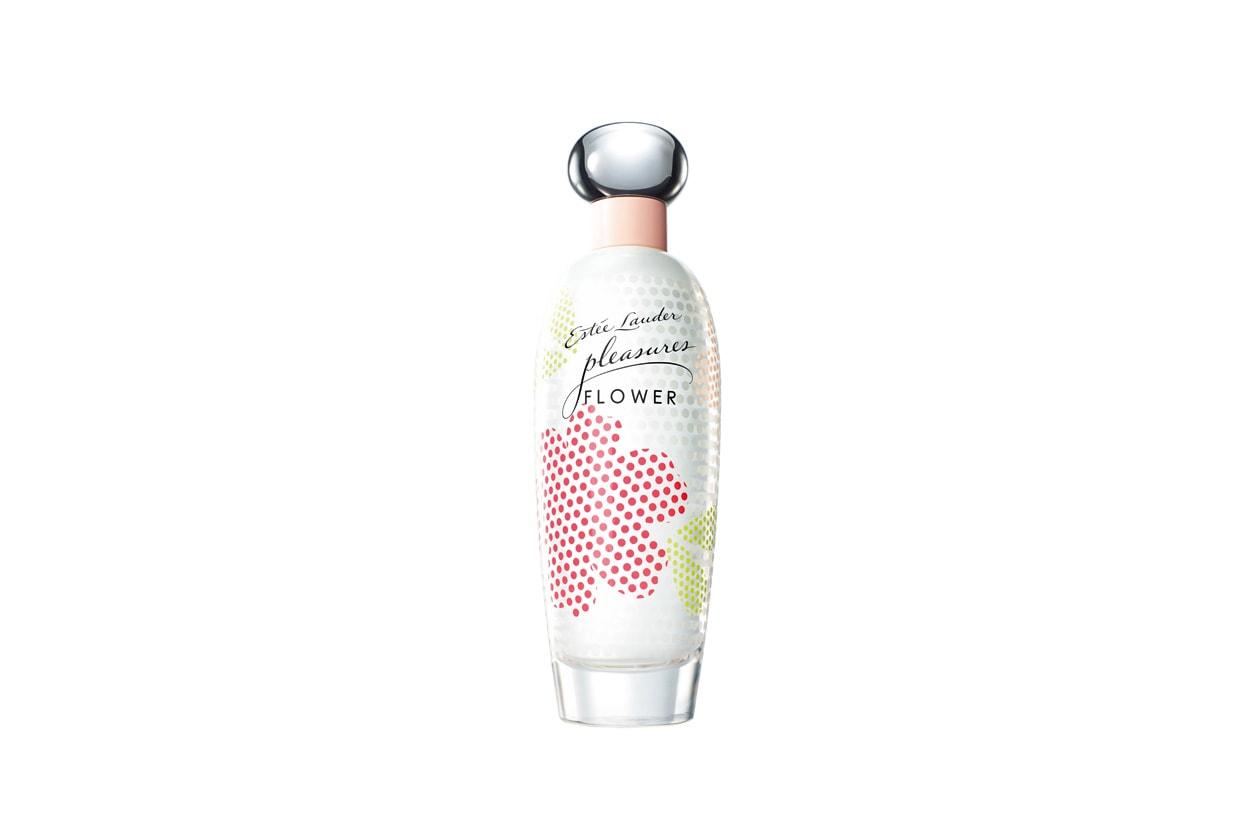 Una nuova fragranza giovane per Estée Lauder: Pleasures Flower appartiene alla famiglia olfattiva dei Fruttati Floreali Vivaci