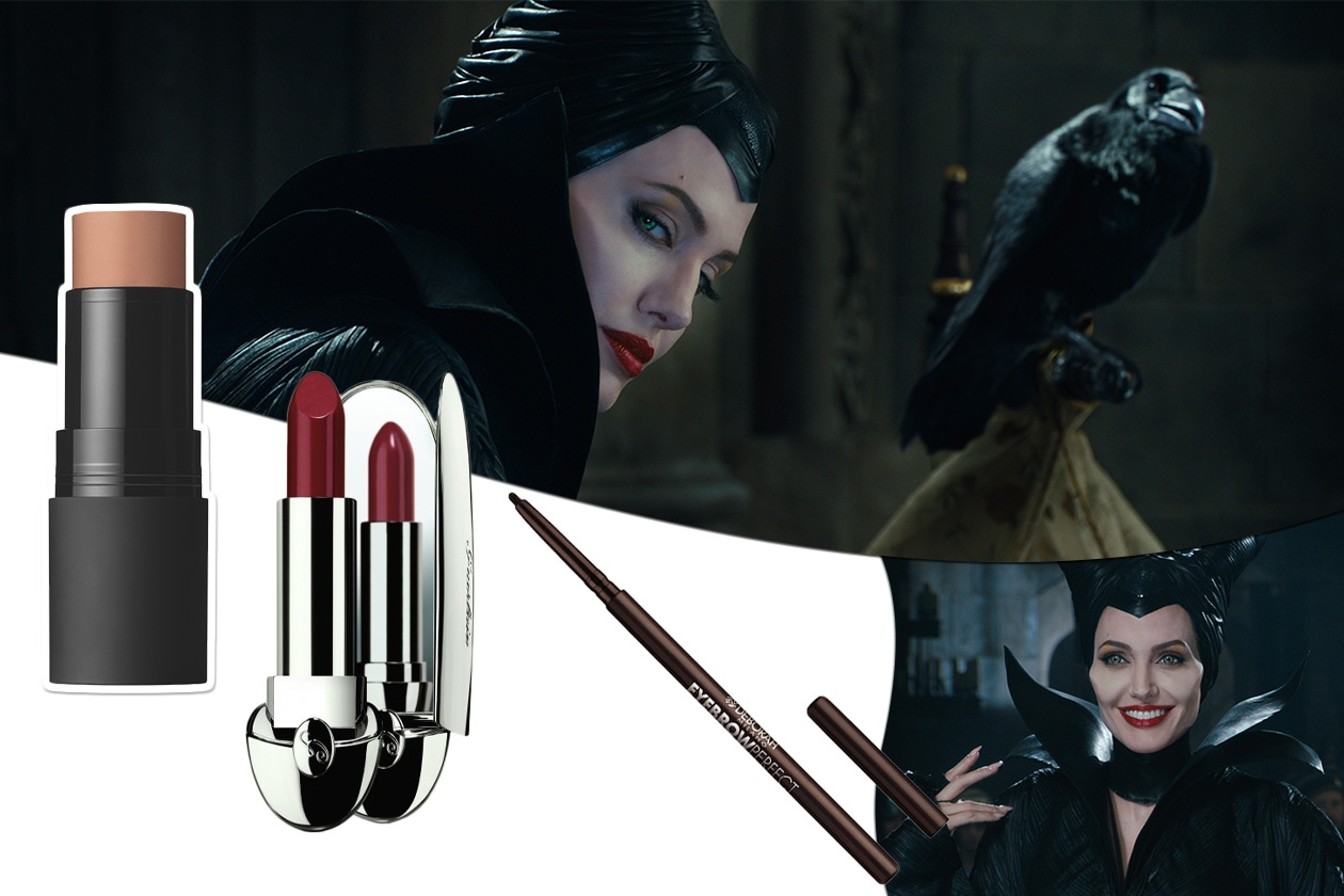 BEAUTY Maleficent Angelina 2