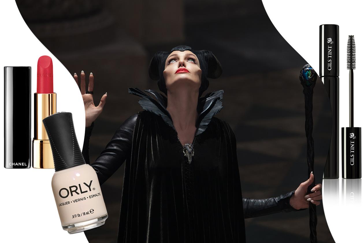 BEAUTY Maleficent Angelina 3