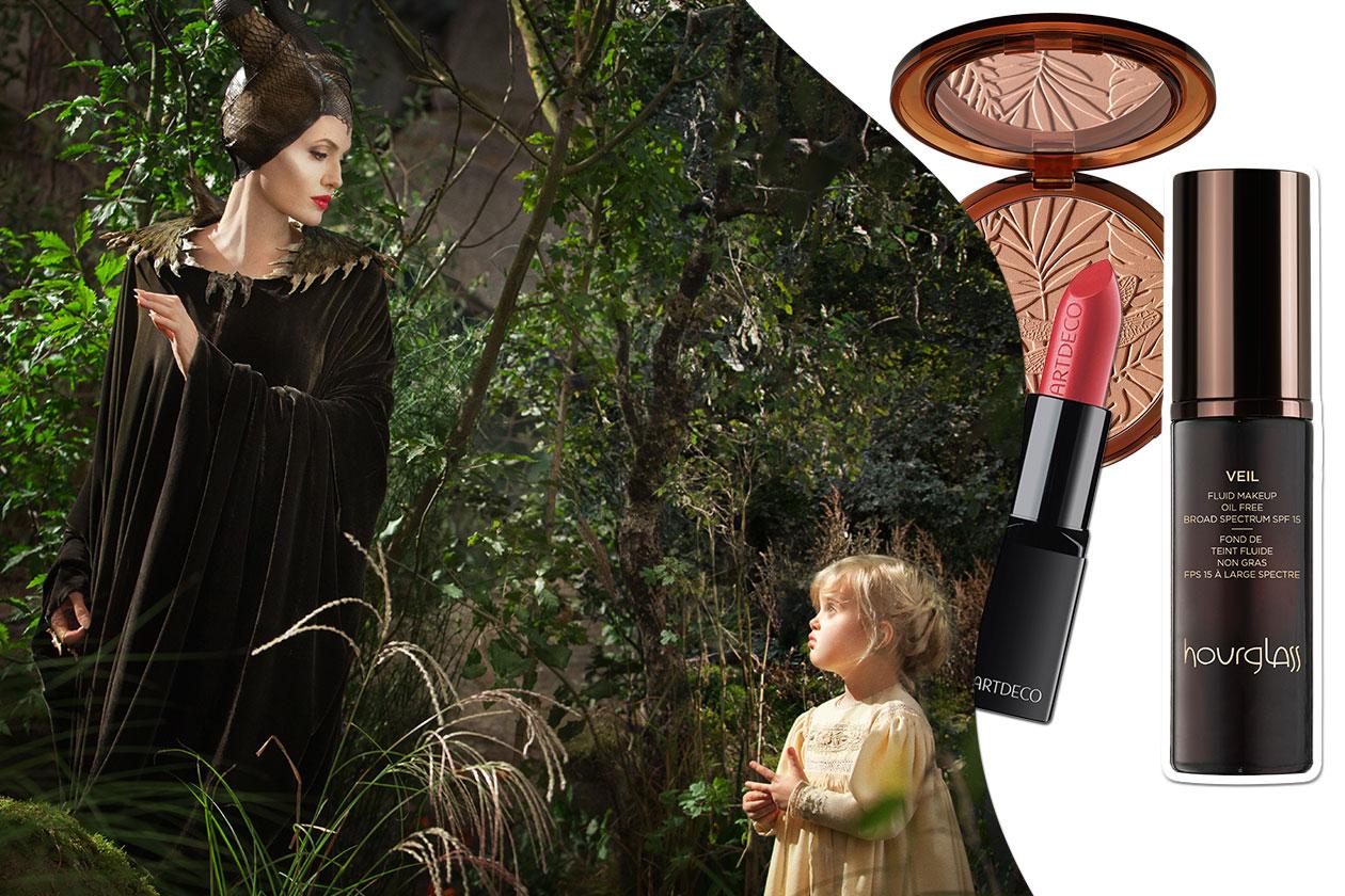 BEAUTY Maleficent Angelina 5