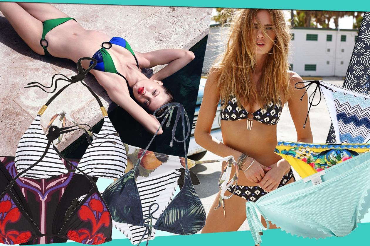 Costumi Da Bagno Bikini 2014 : I bikini più belli per lestate 2014 grazia.it