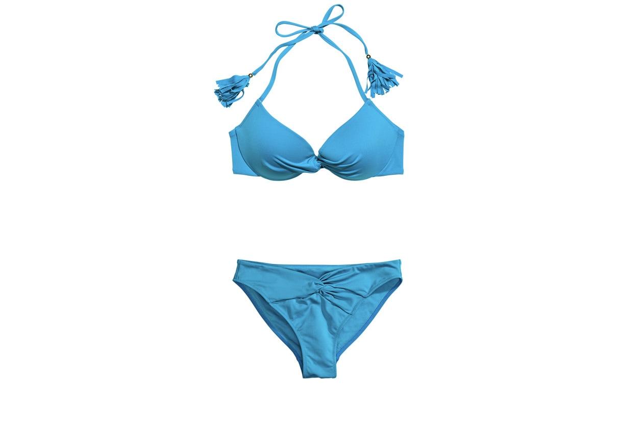 bikini turchese