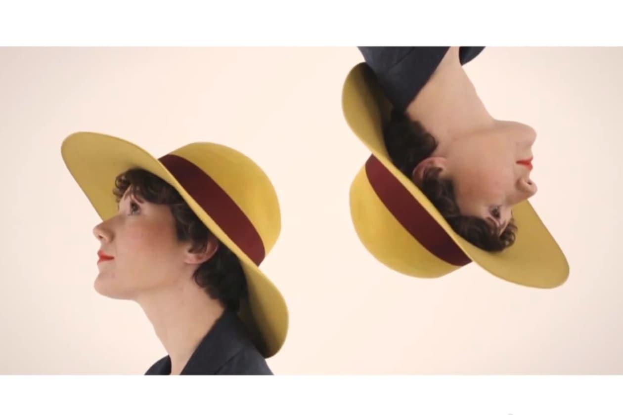 Trend: giochiamo con i cappelli per la primavera-estate 2014