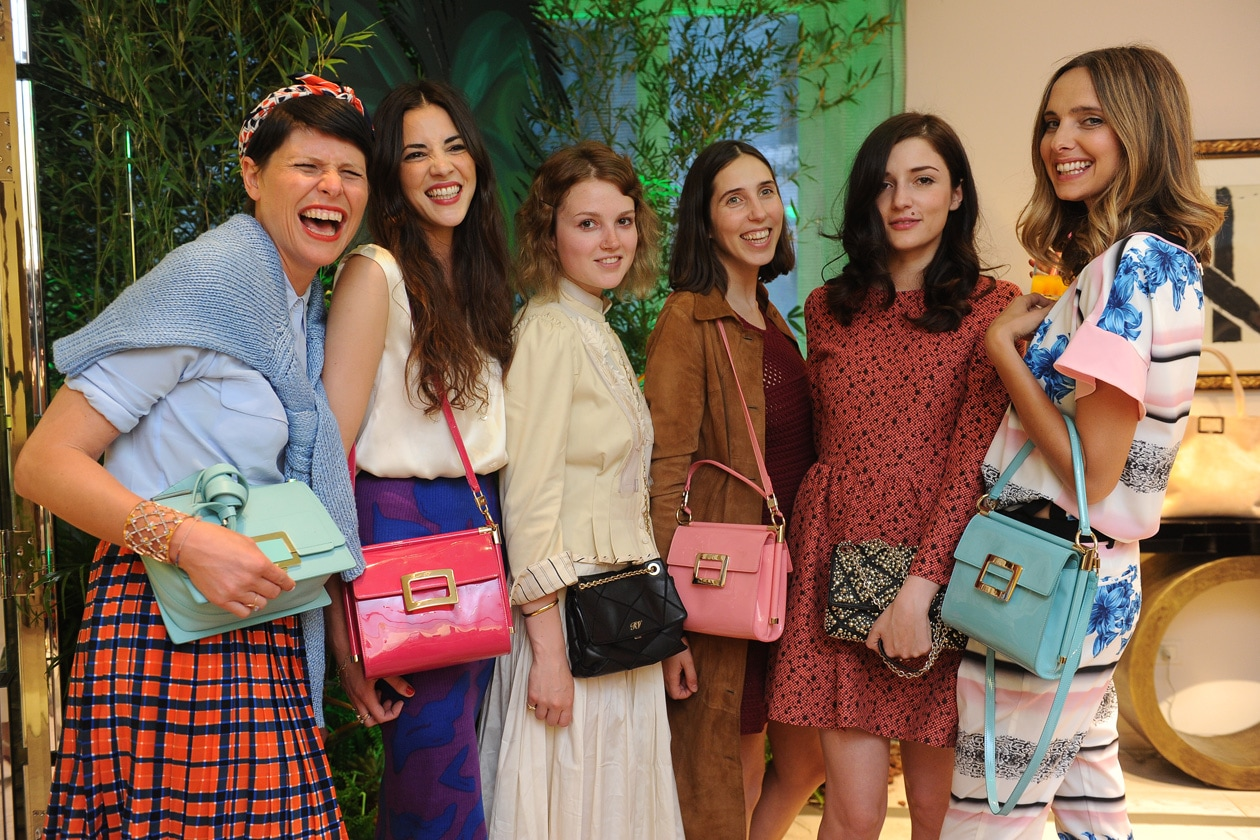 Elisa Nalin,Emilie F,Olivia B,Enrica P,Eleonora C,Candela N