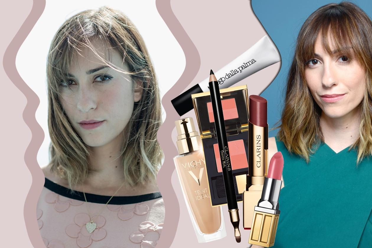 I beauty look di Gia Coppola: maquillage soft e incarnato perfetto. Scopriamo come replicarli con i prodotti selezionati da Grazia.IT