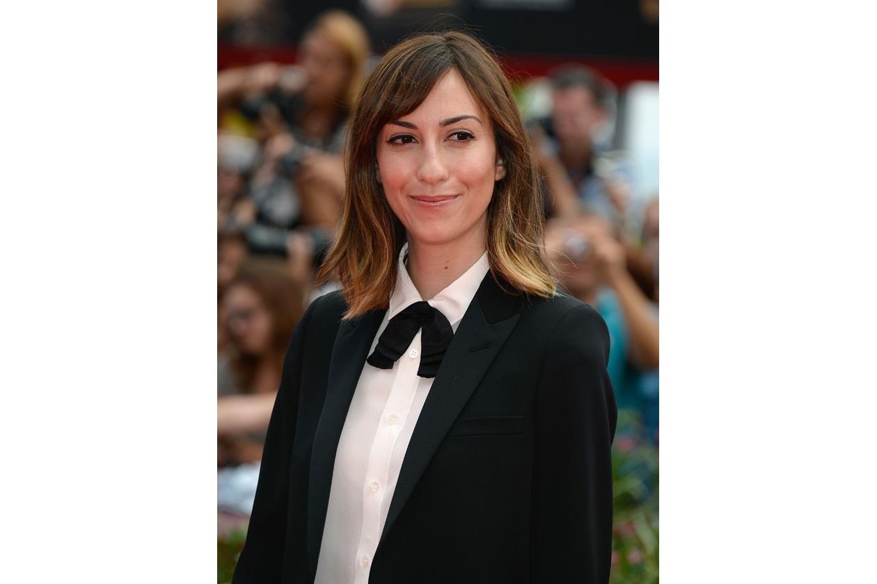 """À la garçonne per la premiere di """"Palo Alto"""" al Festival del Cinema di Venezia"""