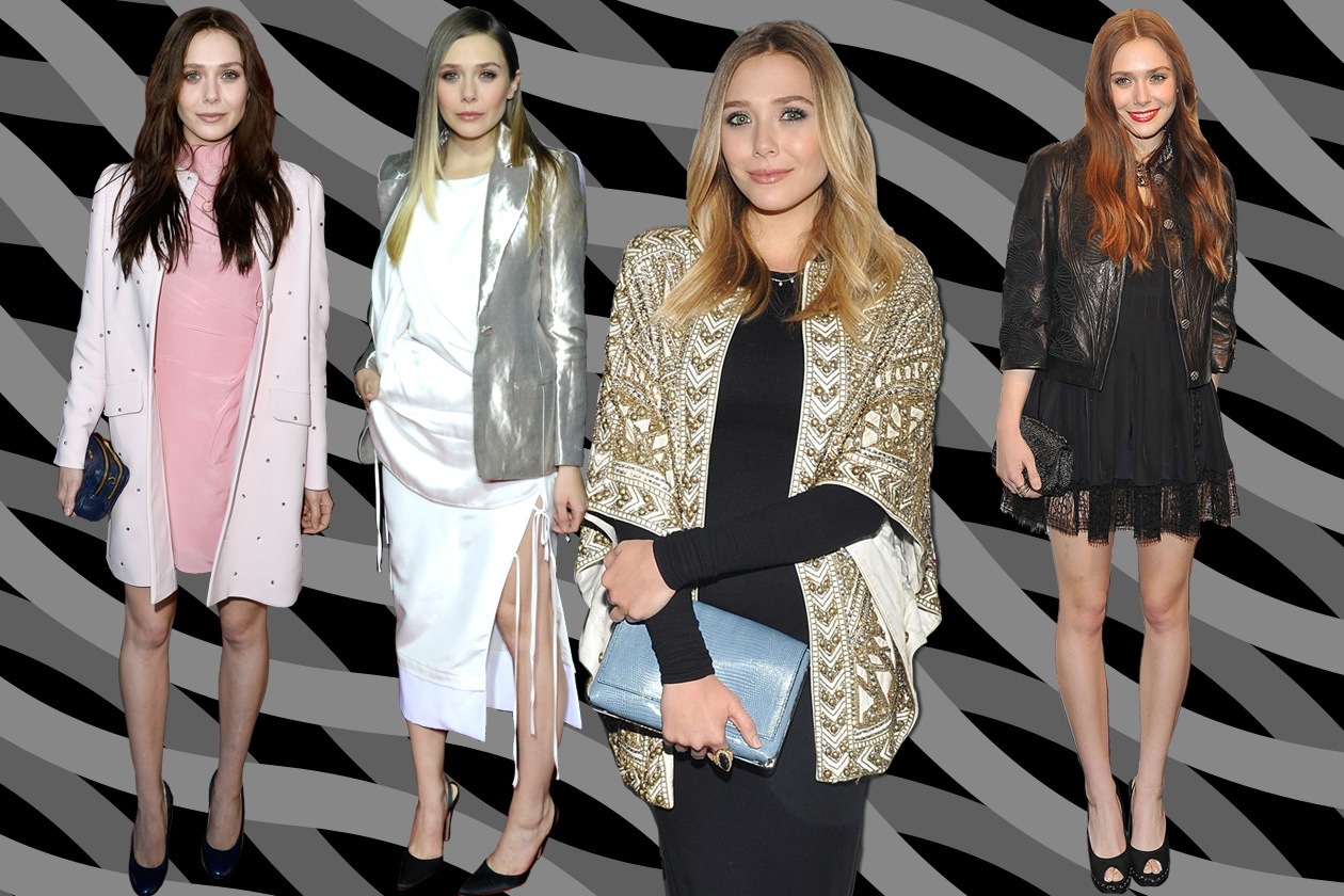 Elizabeth Olsen, fashion icon della settimana