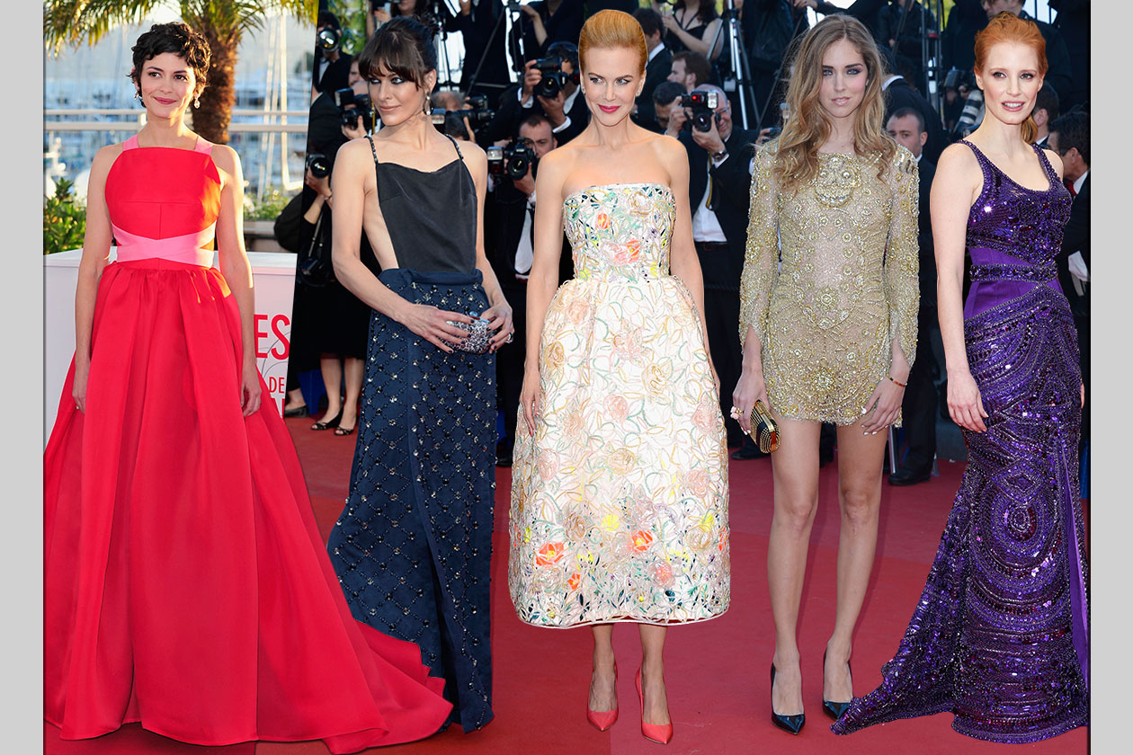 Best of Cannes 2013: tutti i look più belli dal red carpet