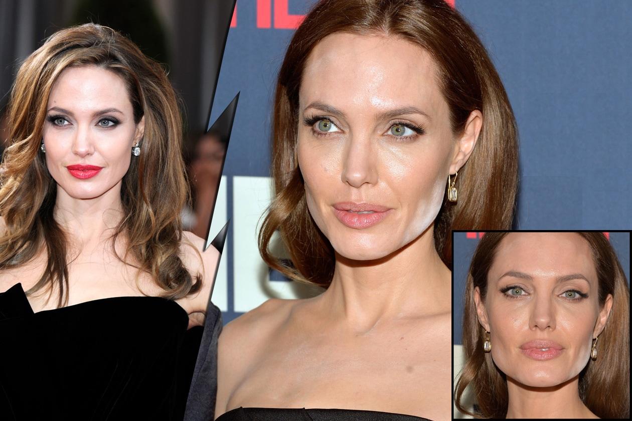 Angelina Jolie: i beauty look (con qualche scivolone)