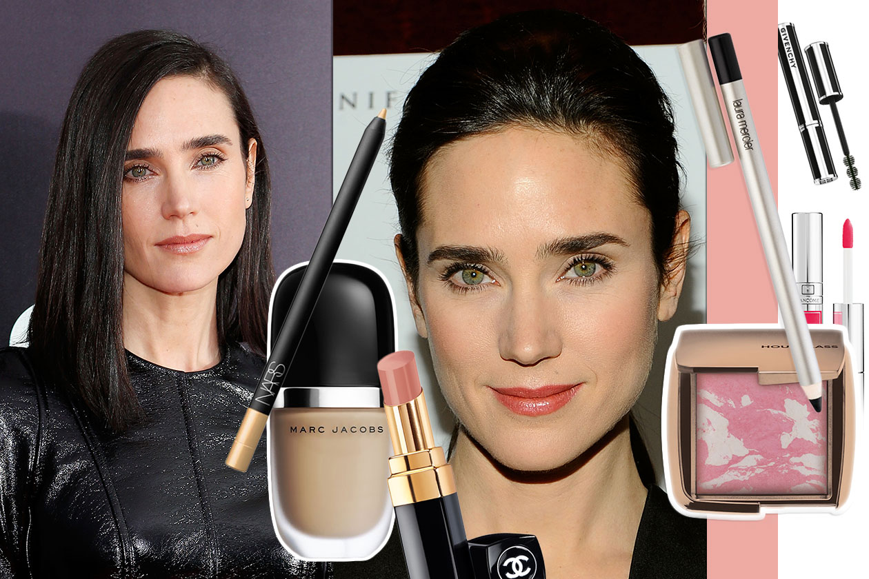 Beauty Jennifer Connelly 00 cover collage