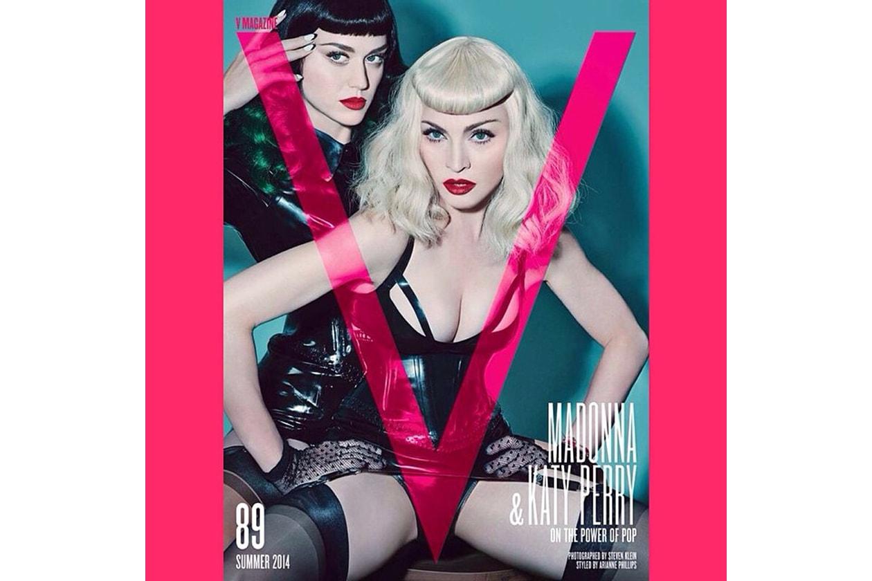 Che sia stata Madonna a trasmetterle il suo influsso da diva?