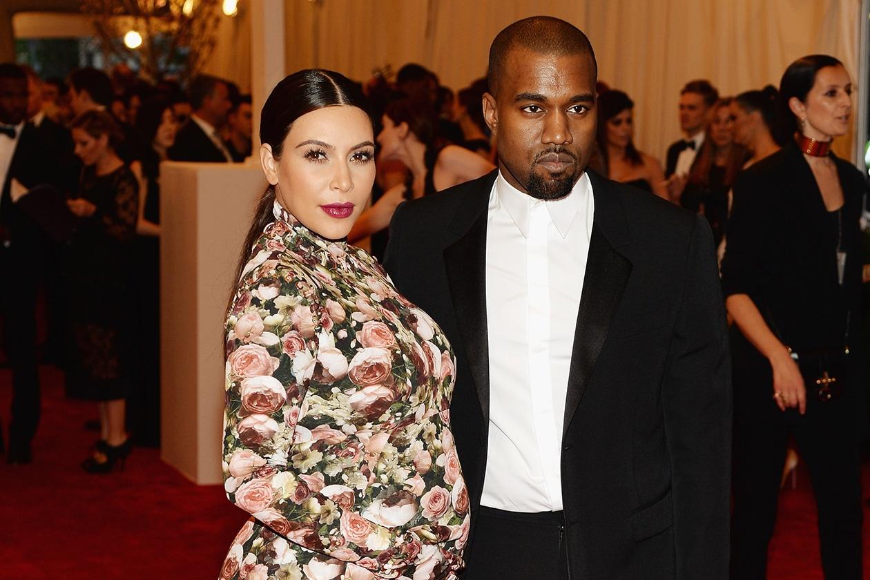 Al Met Gala 2013 Kim non era stata invitata, era solo l'accompagnatrice di Kanye