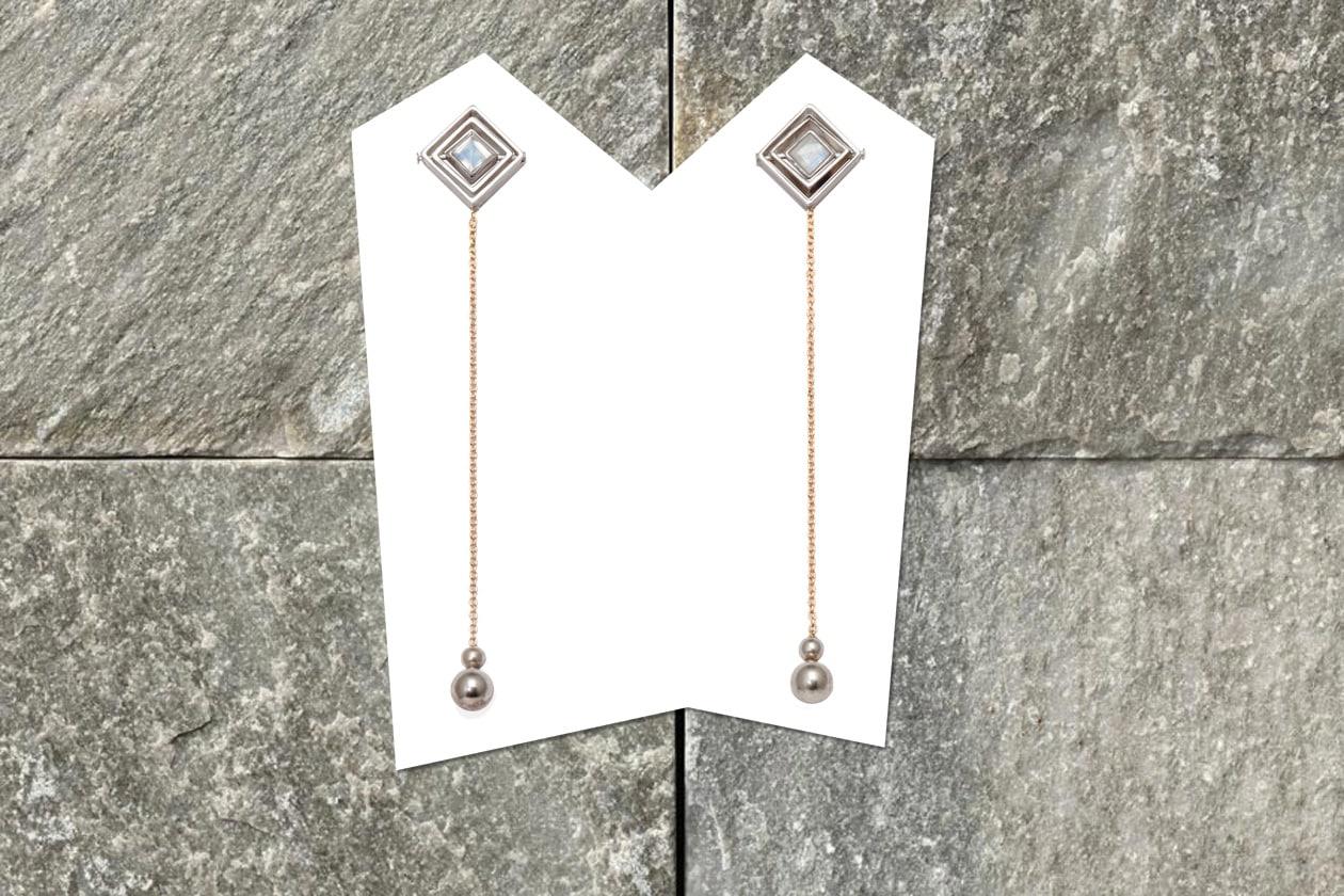 Mangatan earrings