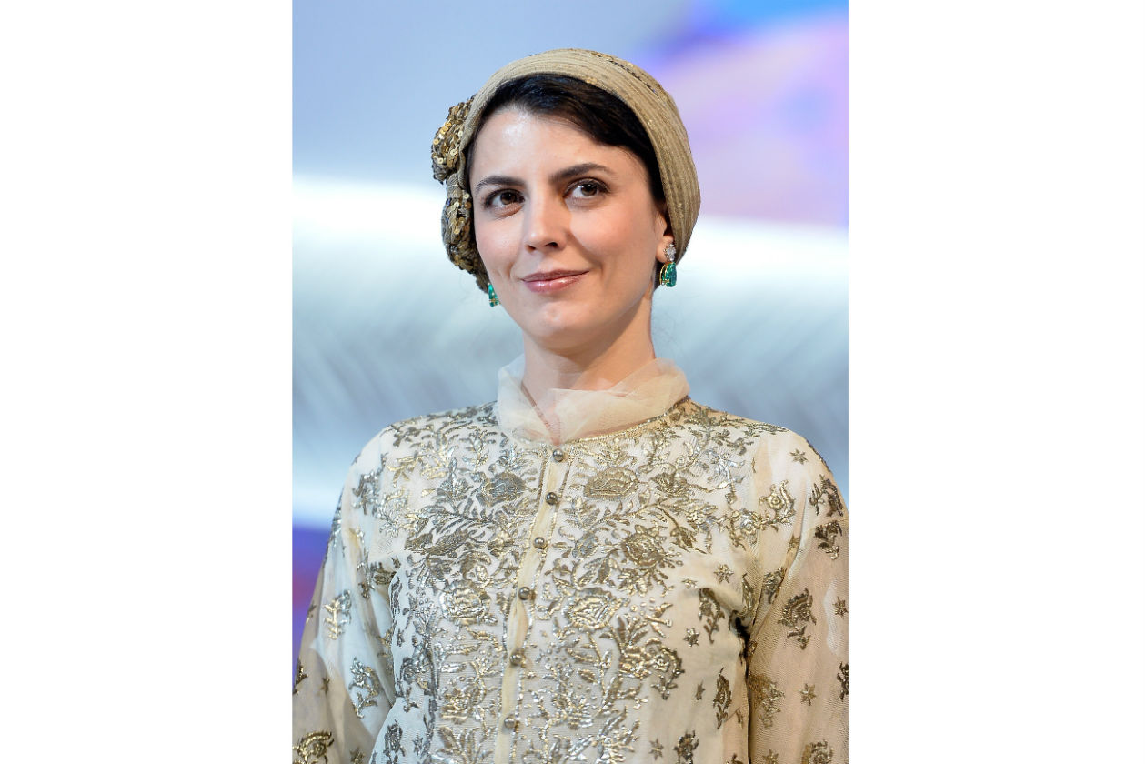 Leila Hatami preferisce un (beauty) look vintage