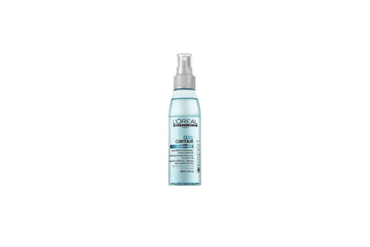 loreal serie expert curl contour spray