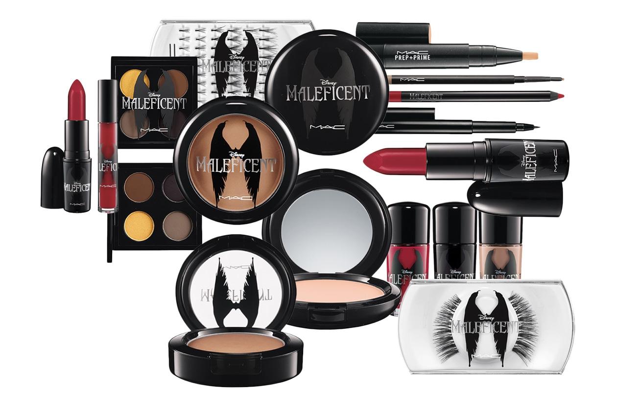 BEAUTY Maleficent MAC Cosmetics Maleficent