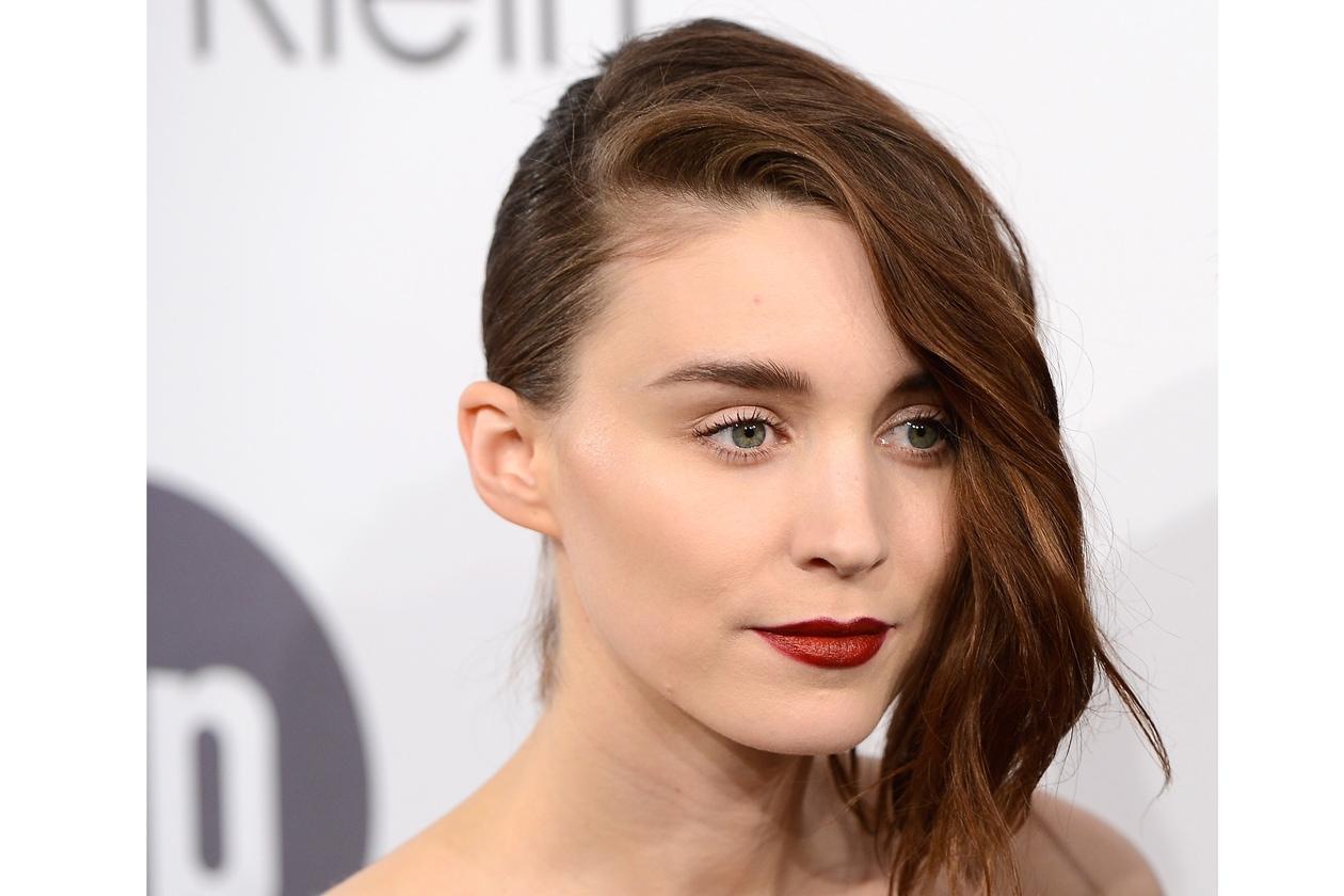 Cannes 2014: i migliori beauty&hair look selezionati da Grazia.IT. Nella foto: Rooney Mara