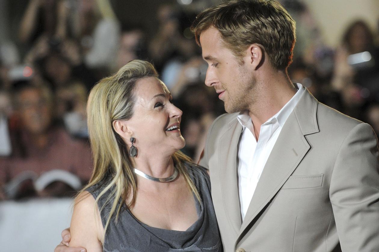 Ryan Gosling e Gloria Gosling