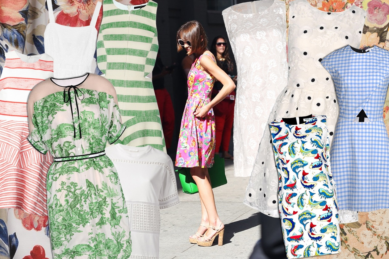 Vestiti estivi: le tendenze per la Primavera-Estate 2014