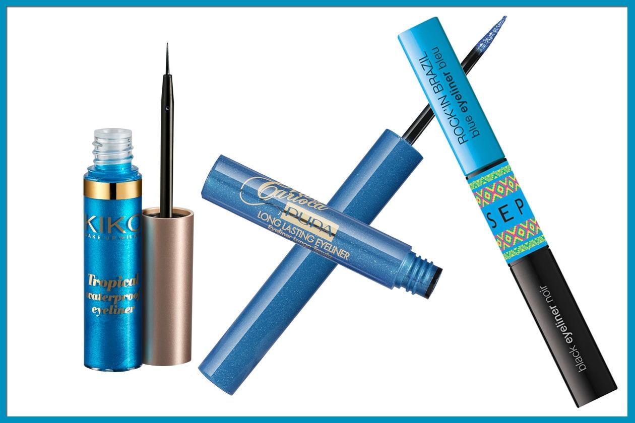 04 Eyeliner azzurri
