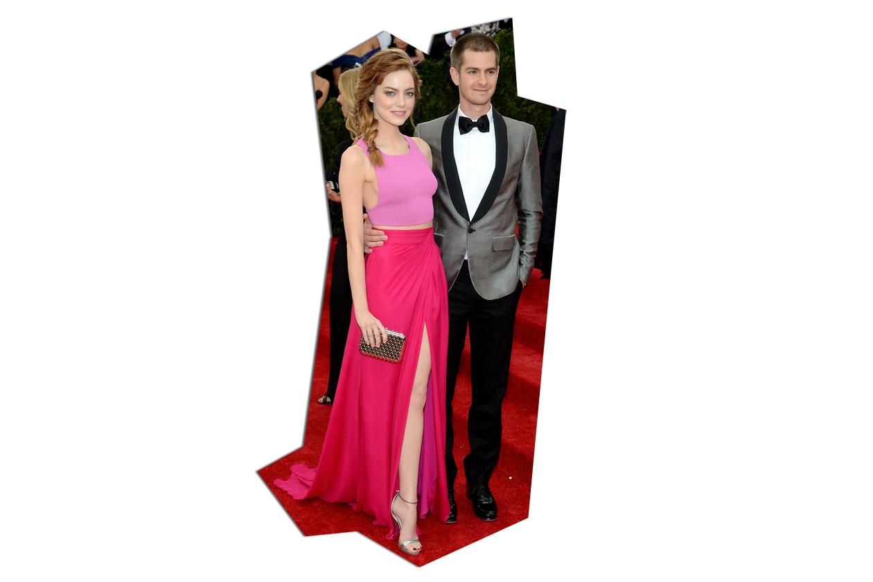 1 Emma Stone in Thakoon al Met Gala