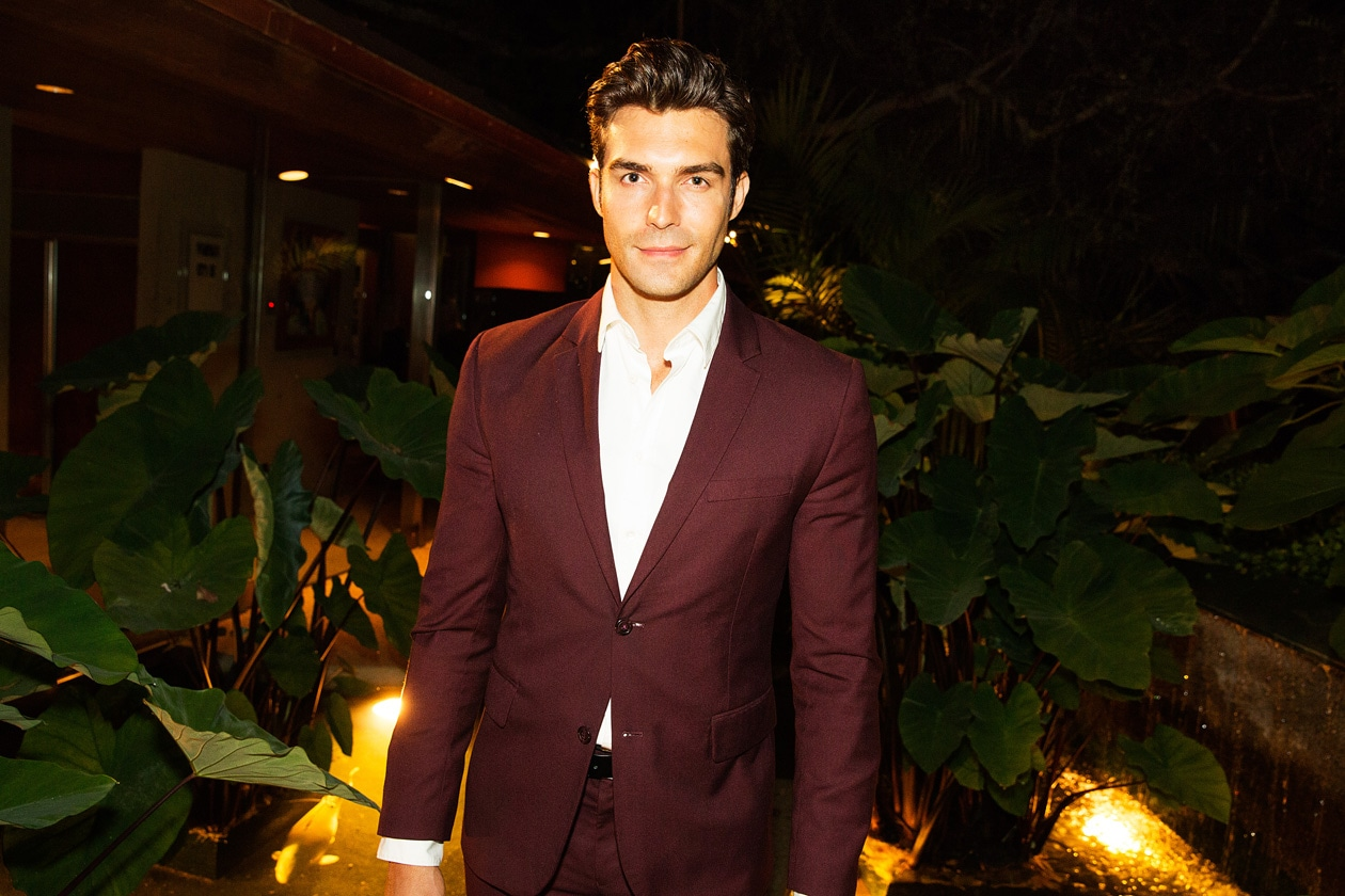 A5 Peter Porte in Salvatore Ferragamo