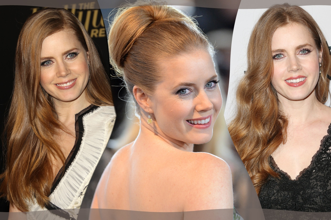 Hairstyle amy adams