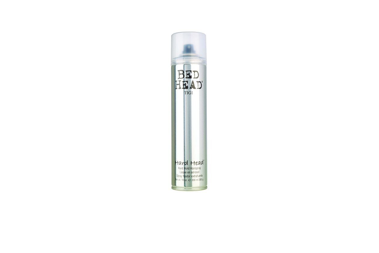 BEAUTY Abbie Cornish tigi bed head hard head hairspray