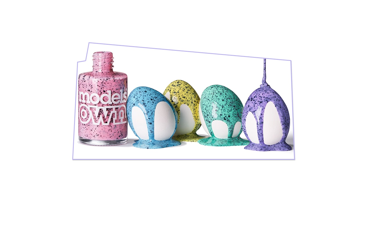 BEAUTY Smalti pallini Models Own Speckled Eggs Collection