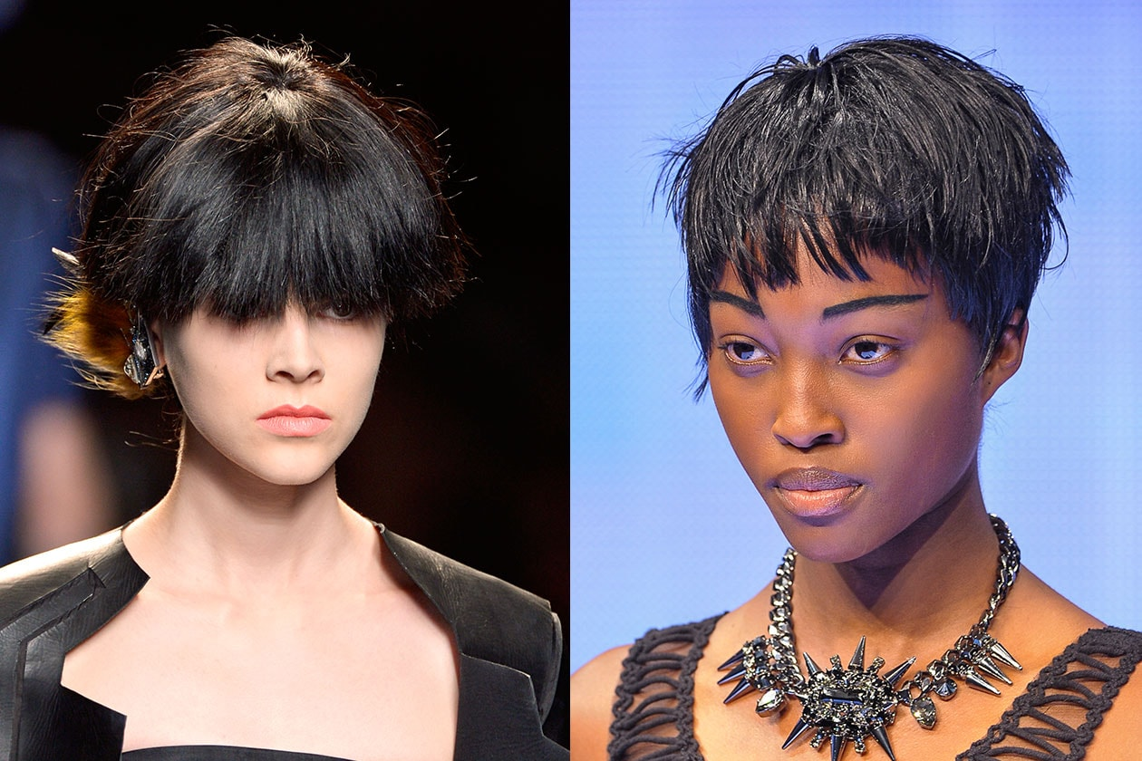 BEAUTY Trend capelli SS2014 Frangia 3