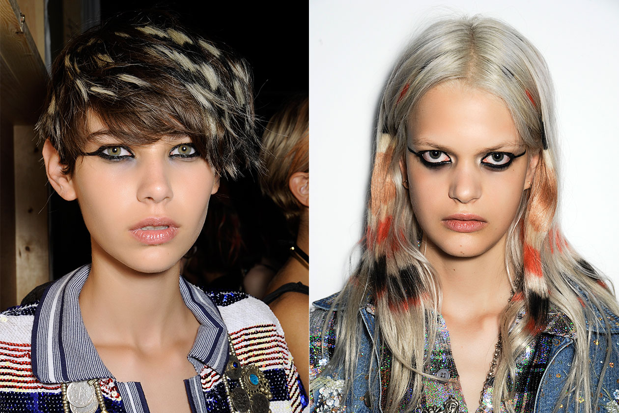 BEAUTY Trend capelli SS2014 Indie 1
