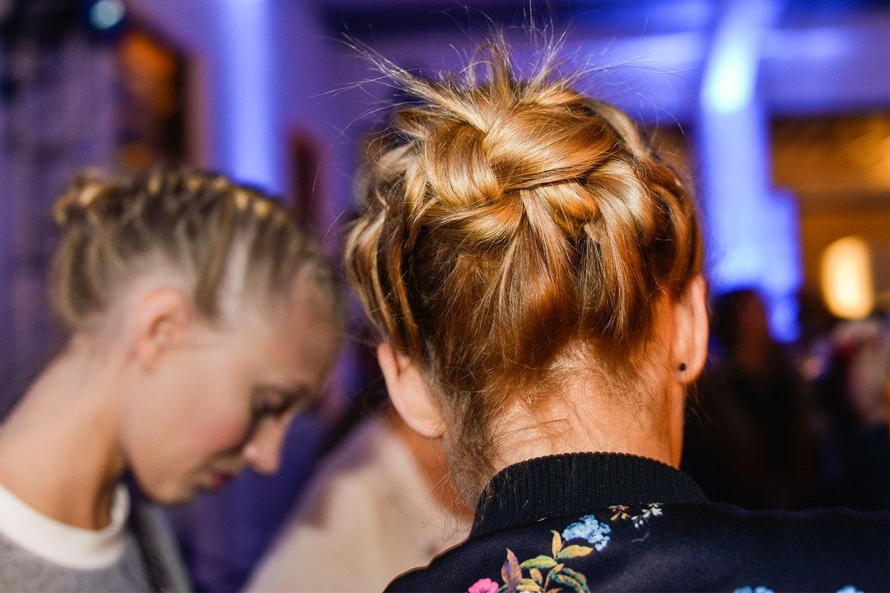 BEAUTY Trend capelli SS2014 Moschino ham W S14 M 001