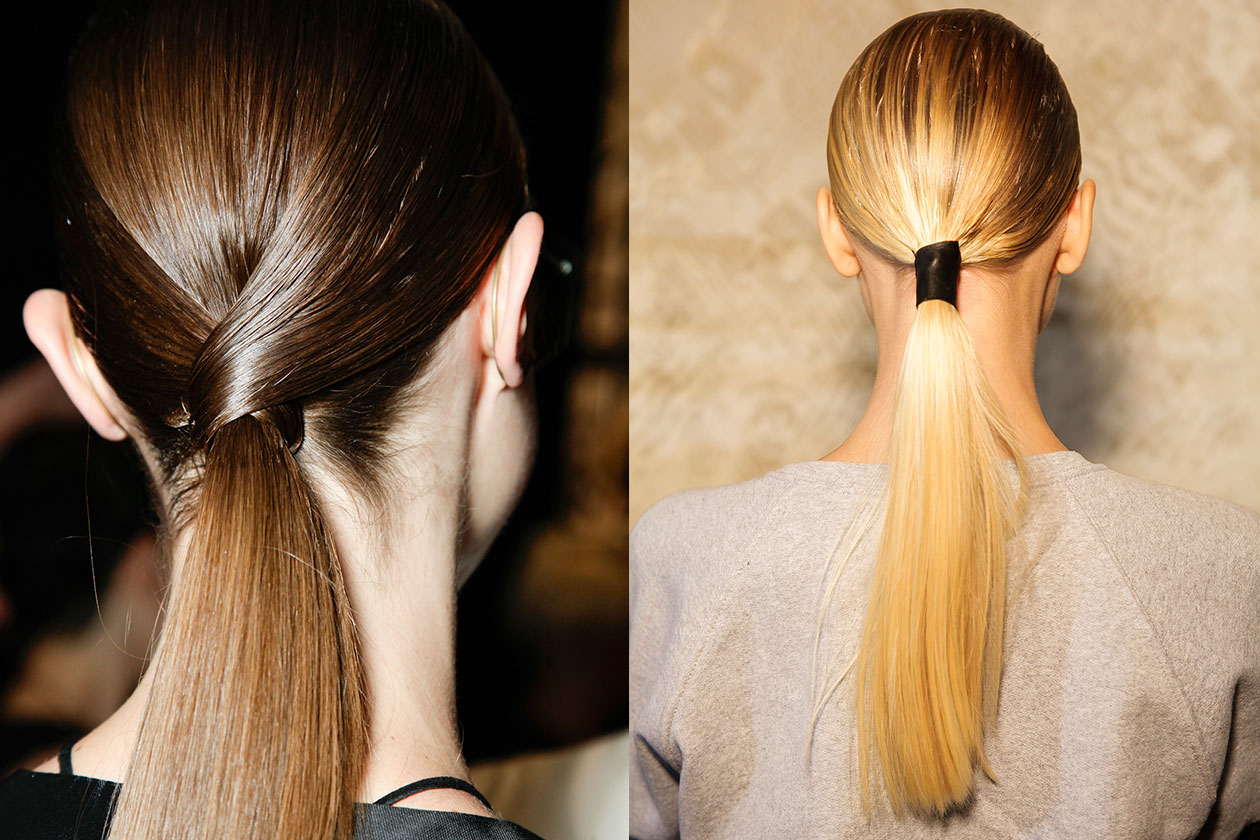 BEAUTY Trend capelli SS2014 Ponytail 3