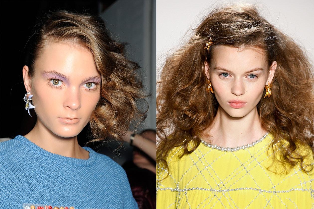 BEAUTY Trend capelli SS2014 Ricci 2